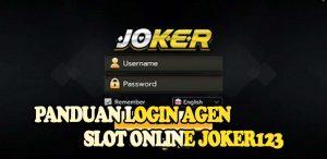 Panduan Login Agen Slot Online Joker123